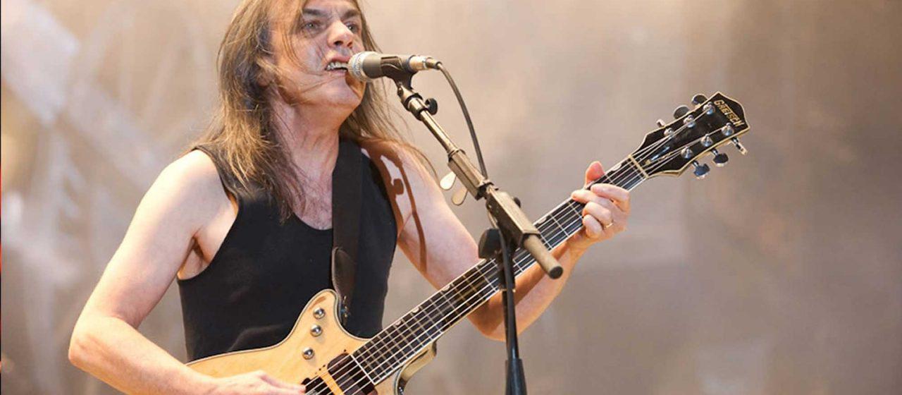 Umro osnivač i gitarista grupe AC/DC Malcolm Young