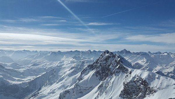 Skijališta u Alpima odsječena od svijeta
