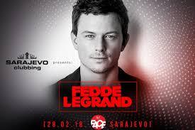 Fedde Le Grand u Sarajevu 28. februara