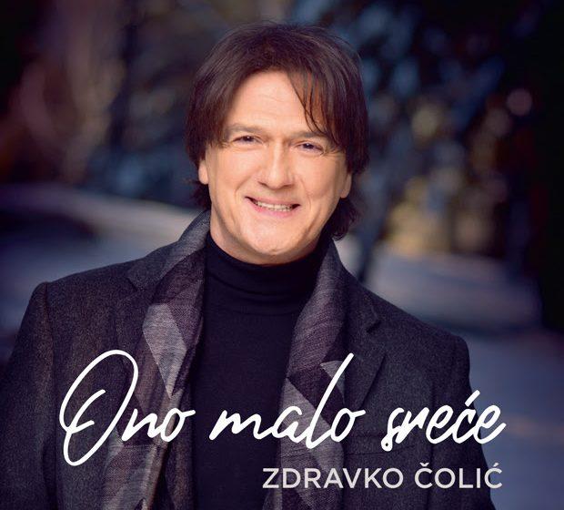 """ALBUM """"ONO MALO SREĆE"""" ZDRAVKA ČOLIĆA NAJPRODAVANIJI ALBUM U HRVATSKOJ!"""