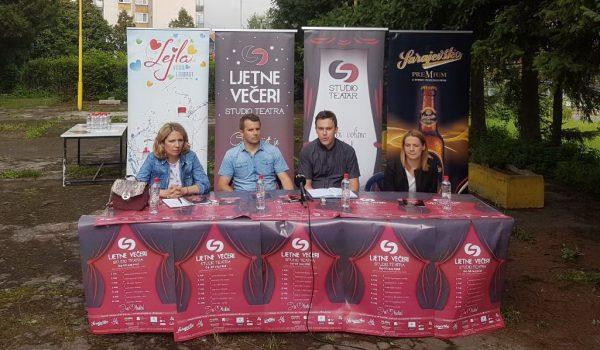 Ljetne večeri Studija Teatar i ove godine u Zenici s predstavama iz regije