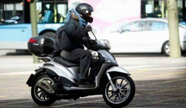 Spas za motocikliste – kaciga sa klimatizacijom