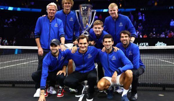 Tim Evrope odbranio Lejver kup, Novak jedini izgubio meč