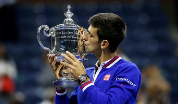 Novak šampion US opena