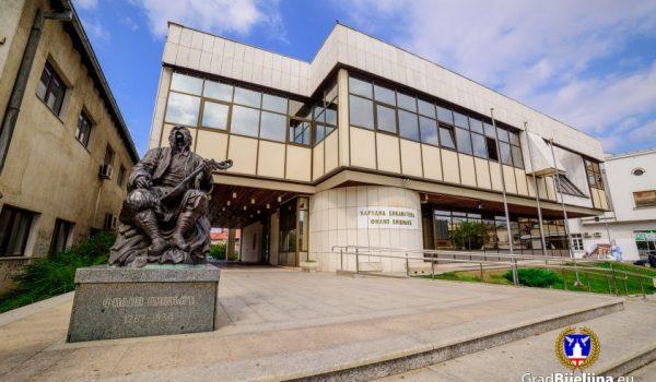 """Narodna biblioteka """"Filip Višnjić""""DANAS UČLANJENJE UZ VELIKI POPUST"""