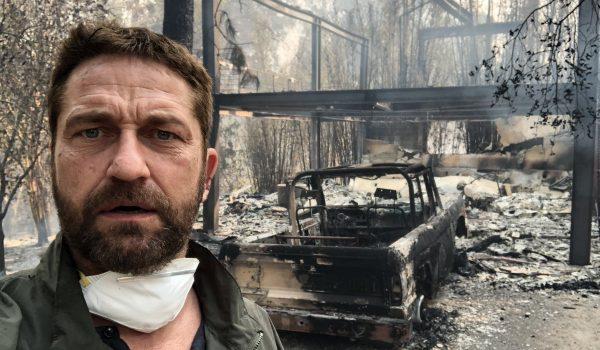 Gerard Butler i druge holivudske zvijezde izgubili domove u kalifornijskom požaru