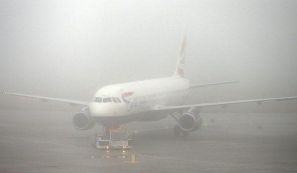 Zbog magle otkazani jutrošnji letovi iz Sarajeva za Zagreb i Beč