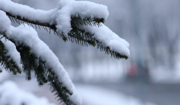 Promjena vremena, stiže snijeg