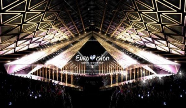 Pogledajte kako će izgledati scena za Evroviziju
