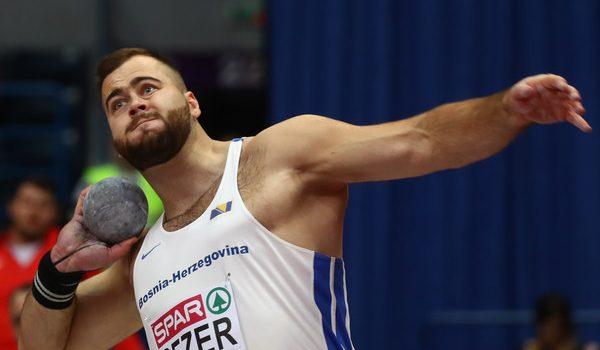 Pezer oborio rekord na atletskom takmičenju u Beogradu