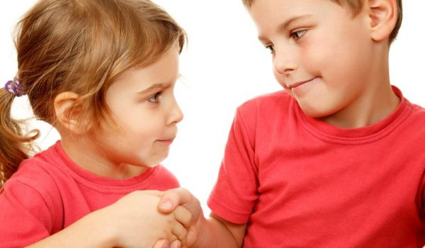 Drugorođena djeca su obično nestašnija od svog starijeg brata ili sestre