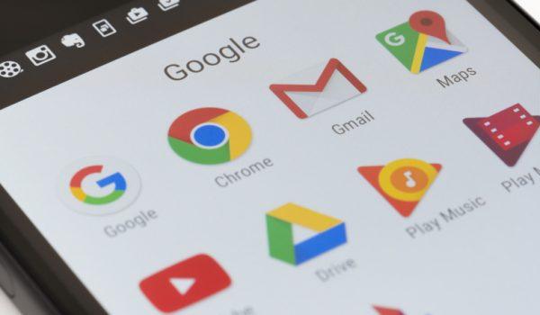 Google razmišlja o svom preklopnom ekranu