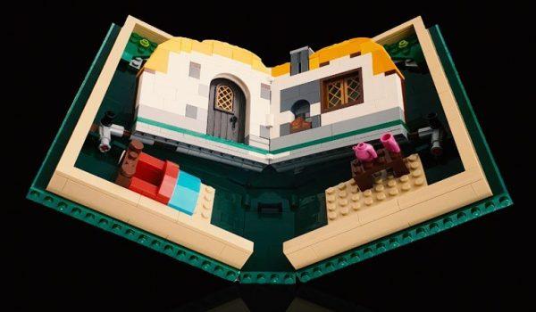 Lego sklopivi telefon kao dio novog seta igračaka