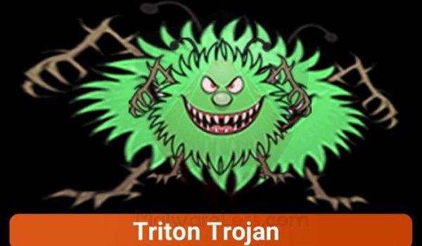 Тритон – један од најопаснијих малвера на свету