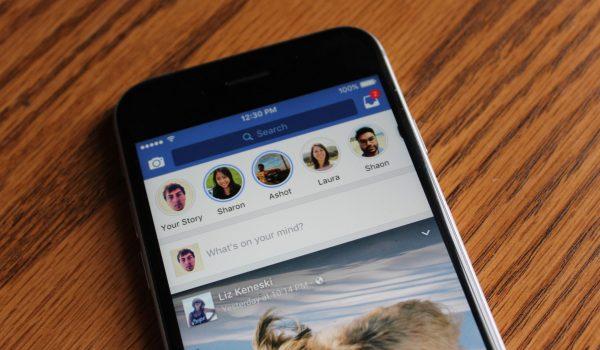 Facebook storiji popularniji od ostatka mreže