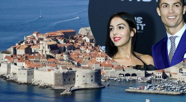 Uživa na Jadranu Ronaldo prošetao Dubrovnikom sa djevojkom Georginom