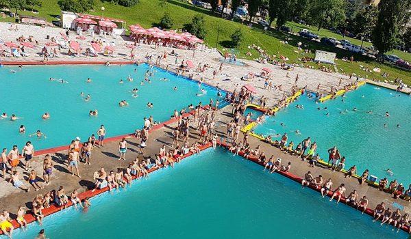 Zbog zamućene Babine rijeke prolongirano otvorenje bazena najvjerovatnije za subotu