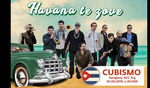 U četvrtak koncert Cubisma na SCC trgu