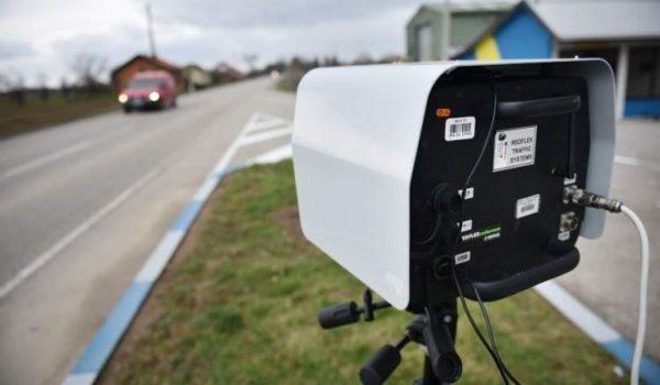 Vozači oprez: Saznajte gdje će u petak biti postavljeni radari