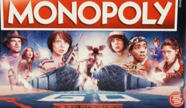 'Stranger Things' verzija Monopola kao igra za sve generacije