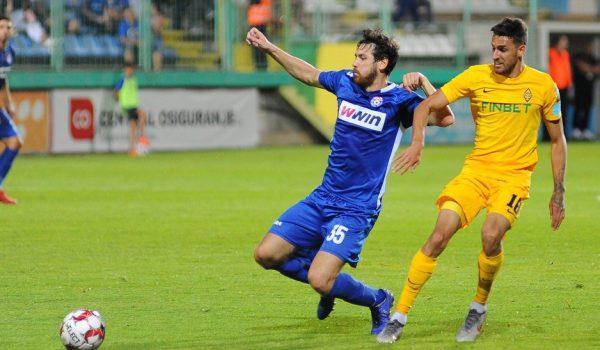 Široki Brijeg poražen na Pecari od Kairat Almatyja u prvoj utakmici