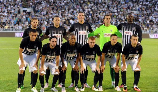 Molde pao nakon preokreta, Partizan na korak do Lige Evrope