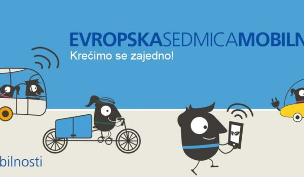 Evropska sedmica mobilnosti: Gradovi bez automobila