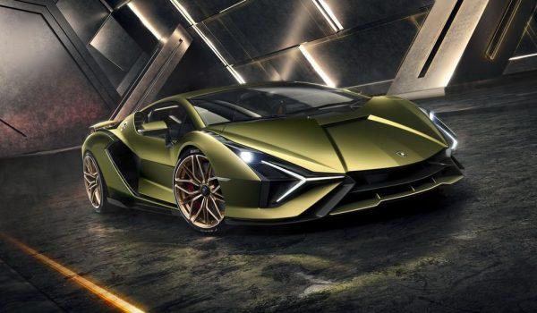 Lamborghini Sian od 3,3 miliona evra