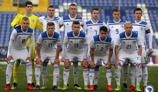 Bez golova na meču mladih fudbalera BiH i Belgije