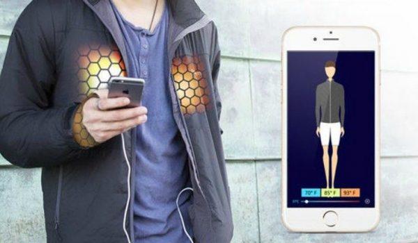 Pametna odjeća koja pojačava Wi-Fi signal