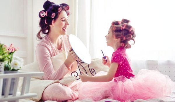 Četiri stvari koje dijete nasljeđuje od mame