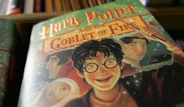 Prvo izdanje knjige o Hariju Poteru prodato za 46.000 funti