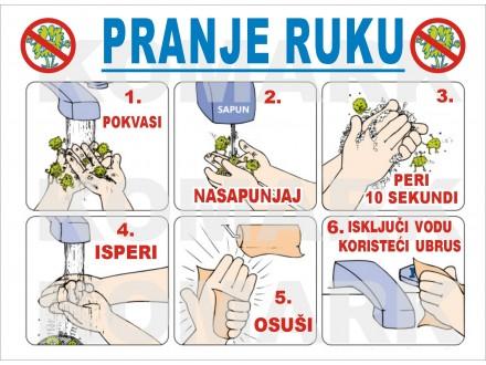 12 stvari o pranju ruku koje niste znali