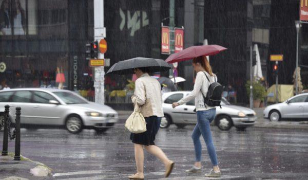Ne zaboravite kišobrane: U našoj zemlji danas oblačno, u večernjim satima nove padavine