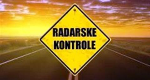 """Vozite pažljivo: U ovim mjestima vozače danas """"vrebaju"""" radari"""