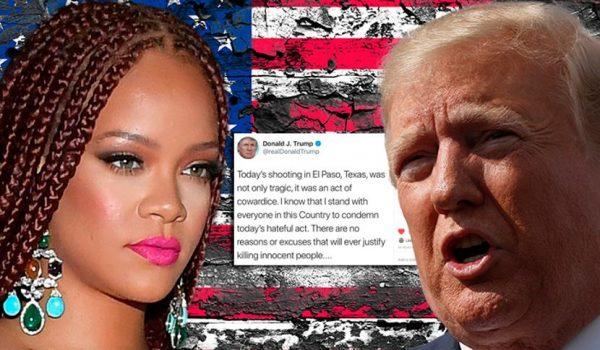 Rijana: Čini mi se da je Tramp mentalno najbolesnije biće u SAD