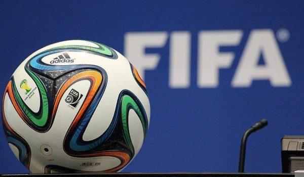 Region mirovao na FIFA listi