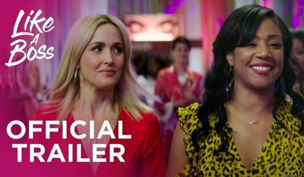 "Tiffany Haddish, Salma Hayek i Rose Byrne zajedno u urnebesnoj komediji ""Like a Bos"""