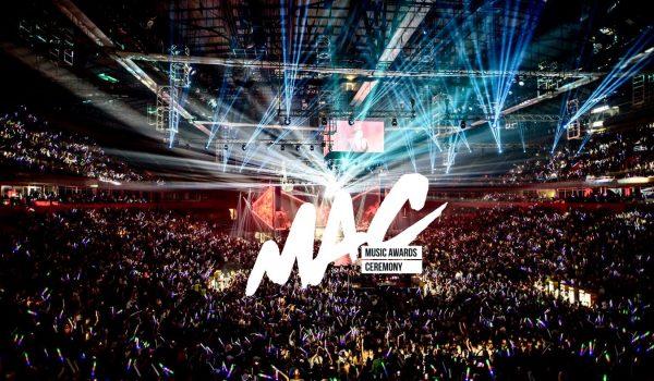 Drugi po redu Music Awards Ceremony bit će održan 27. januara, učestvuje i Slovenija