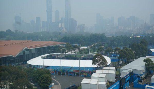 Zbog zagađenja vazduha prekinute kvalifikacije za Australijan open