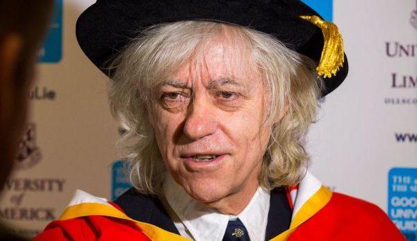 Bob Geldof stiže u Zagreb