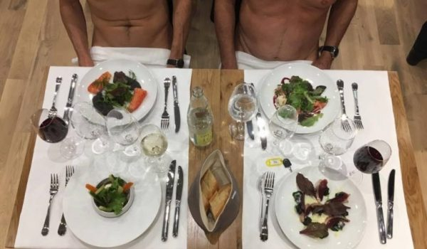 """Bizarno: U Švicarskoj se otvara prvi restoran za """"golaće"""""""