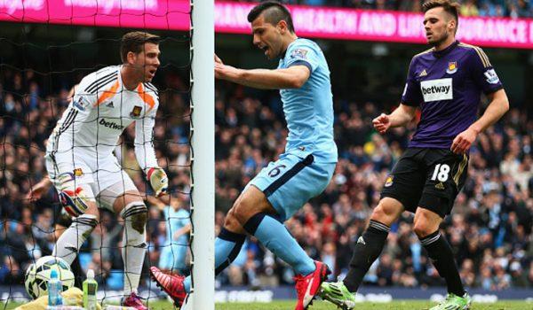 Manchester City pobijedio West Ham i smanjio zaostatak za Liverpoolom na 22 boda