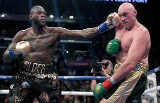 Wilder protiv Furyja ima priliku nadmašiti nevjerovatan niz Muhammada Alija