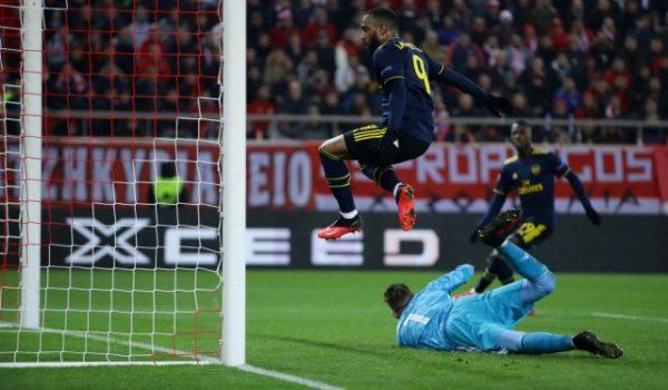 Arsenal pokorio Pirej