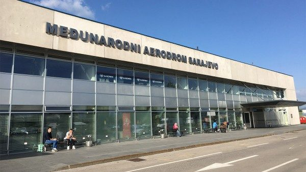 Zatvoren sarajevski aerodrom