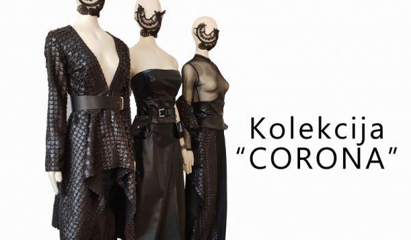 """Umjetnost u izlogu: Ne propustite predstavljanje kolekcije """"Corona"""""""