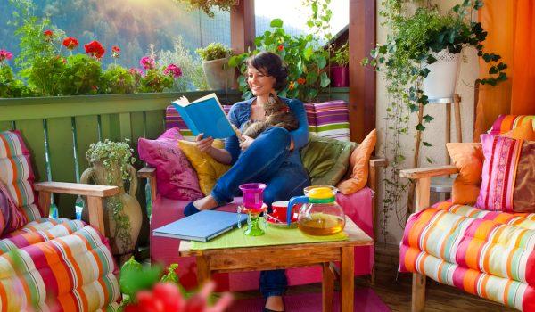 Šarene terase su hit broj 1 u svetu: Ovako dekorisane, odmaraju oči i popravljaju raspoloženje!