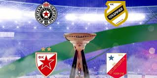 DANAS ŽRIJEB POKUFINALA KUPA Zvezda i Partizan čekaju rivale