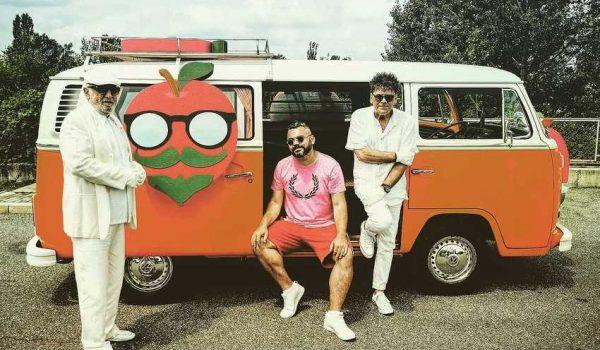 Haris Dubica u Skoplju snima spot za duet Crvene jabuke i Željka Samardžića